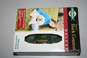 Petsafe Deluxe Spray Bark Control Training Collar NEW