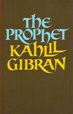 The Prophet - Paperback - Kahlil Gibran