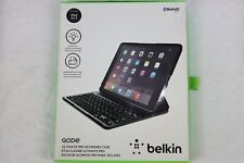 Belkin QODE Ultimate Keyboard Case iPad Air 2 (Black) F5L149