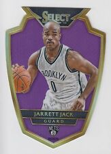 JARRETT JACK 2014-15 Panini Select Premier Purple Prizm #/99 #148 Nets