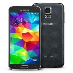 Samsung Galaxy S5 SM-G900V Verizon CDMA Unlocked 16GB Smartphone Black Grade A++