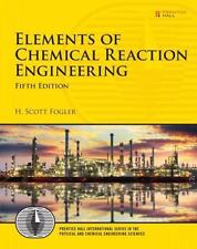 Prentice Hall International Series in the Physical and Chemical Engineering...