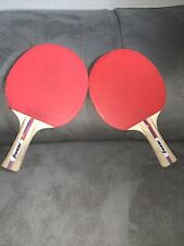 Franklin Ping Pong Paddles 2 Player Table Tennis Set Paddle Kit Sports