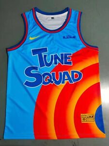 New LBJ 2021 Tune Squad Jersey #6 All Men's Sizes New With Tags