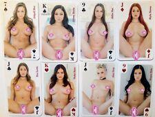 Vixen Angels (Poker deck) - Erotic playing cards - 54