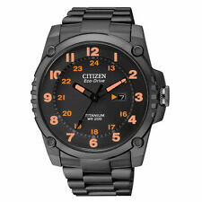 Citizen Eco-Drive Analogue Wristwatches