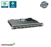 Genuine Cisco WS-X6908-10G-2TXL Catalyst 8-Port 10 Gigabit Ethernet Fiber Module
