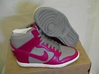 Women's nike dunk sky hi size 7.5 new with box