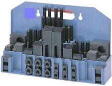 Clamping Kit 58Pce 14mm T-Slot Milling Step Block & Clamping Set
