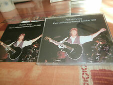 "paul mc cartney""press conf rome/london 89-uk ltd:band on the 1 cd-original."