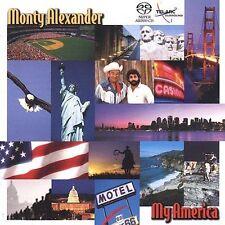 My America by Monty Alexander (CD, Aug-2002, Telarc Distribution)
