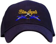 f424f81b30e Blue Angels Embroidered Baseball Cap - Available in 6 Colors - Hat - US Navy