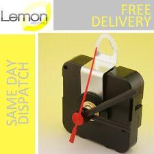 Quartz Clock Movement Mechanism Module 1 Year+ Battery Life UK Seller