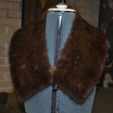 Authentic Smaller Vintage Fur Stole/Shawl 1930's?