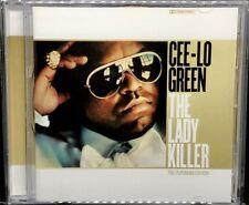 CEE-LO GREEN - THE LADY KILLER, THE PLATINUM EDITION, CD ALBUM.