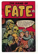 ACE Comics HANDS OF FATE HORROR 15 VGF 5.0 Golden age pre code 1952