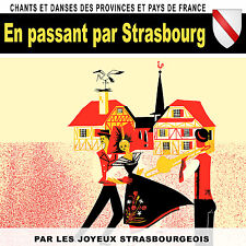 CD En passant par Strasbourg : Les Joyeux Strasbourgeois