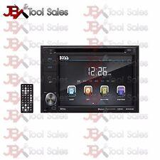 "Boss Audio BV9362BI 6.2"" Ddin Motorized Touchscreen Bluetooth USB/SD Remote"
