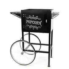 Paramount Popcorn Machine Cart / Trolley Section - [Black]