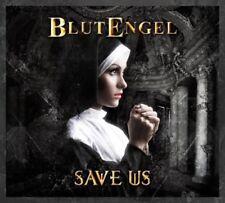 BLUTENGEL - SAVE US   CD NEUF