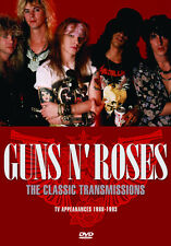 GUNS N ROSES New Sealed 2019 LIVE 1988 - 93 CONCERT PERFORMANCES DVD