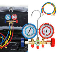R12 R22 R134a R502 Hvac Ac Auto Refrigerant Charging Service Manifold Gauge Set