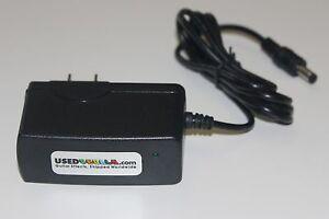 USEDPEDALS 9v AC Power Supply for Korg ToneWorks Pandora PX1 PX2 PX3 PX3B Mini