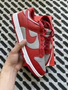 Nike Dunk Low Red UNLV US11 DS
