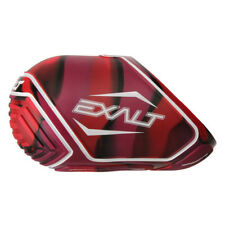 Exalt Paintball Tank Cover - Small 45-50ci - Red Swirl