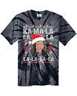 Kamala Harris Ugly Christmas Men's Unisex Tie Dye T-Shirt Funny Gift