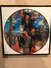 """Steve Vai """"Passion and Warfare"""" Picture Disc Near Mint Condition"""