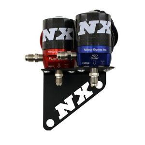 Nitrous Express 15770 Carburetor Plate Solenoid Bracket