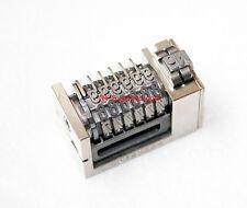 Leibinger 4x8 Cicero Model 20 Low Plunger Numbering Machine 4x8 Cicero 6 digits
