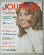 LADIES HOME JOURNAL WOMEN'S MAGAZINE OCTOBER 1971 EVELYN KUHN COVER F LEE BAILEY