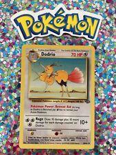 �� Pokemon 1999 Dodrio Jungle Set Nintendo Wizards WotC 1st Gen Vintage Card �