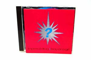 IMPERIAL DRAG BOY OR A GIRL SRCS 8035 JAPAN CD A#9548
