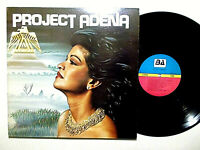 PROJECT ADENA - V.A. 1978 Private, on Blue Ash Magic Circle Benefit LP Near Mint