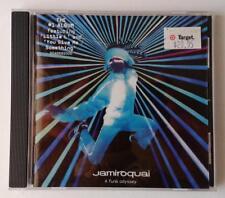 JAMIROQUAI A FUNK ODYSSEY S2 RECORDS ORIGINAL CD - EXCELLENT USED