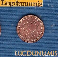 Pays Bas 2003 - 1 centime d'Euro - Pièce neuve de rouleau - Netherlands