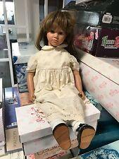 Annette Himstedt Puppe Paula 67 cm. Top Zustand.