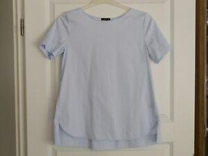 Van Laack - Damen Bluse LEOLA Gr. M (38) weiß