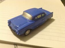 1957 Chevrolet plastic 3 and quarter inch maybe 1/50 pullback bought in Greece