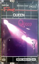 FRENCH CASSETTE ALBUM AUDIO QUEEN QUEEN 1 RARE COLLECTOR REEDITION DE 1983