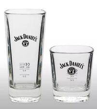 Jack Daniels Tall & Tumbler Glasses