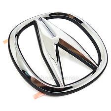 OEM Honda 92-01 Acura Integra Rear A Emblem Badge Chrome 75701-SL5-A00 Genuine
