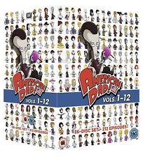 American Dad Volume Season Staffel 1-12 [DVD] *NEU* 1 2 3 4 5 6 7 8 9 10 11 12