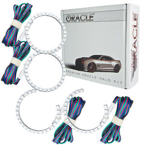 For Nissan Maxima 2009-2013  ColorSHIFT Halo Kit Oracle