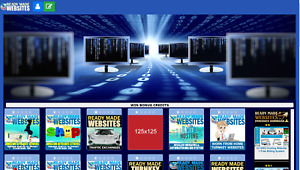 V10-25 Fully Automated Turnkey Banner AdRotator Website Work from Home