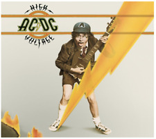 AC/DC - High Voltage (CD) • NEW • Malcolm Young, Bon Scott, Angus