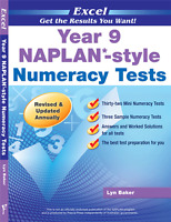 YEAR 9 NAPLAN-STYLE NUMERACY TESTS